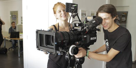 "WORKSHOP: DIGITAL FILM PRODUCTION ""Kamera & Licht Basics"" tickets"