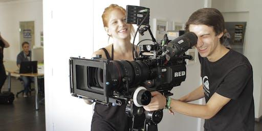 "WORKSHOP: DIGITAL FILM PRODUCTION ""Kamera & Licht Basics"""