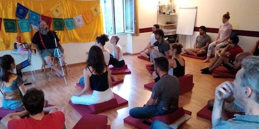 Mini Corso di Meditazione Vipassanā a Milano