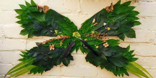 Wonderful Woodland Wings at Little People's Picnic