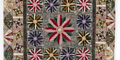 Talk: Britain's Patchwork & Quilting Heritage