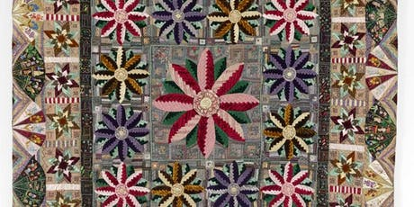 Talk: Britain's Patchwork & Quilting Heritage tickets