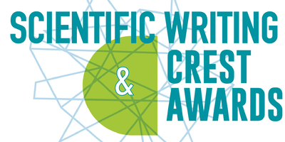 Scientific Writing and CREST awards