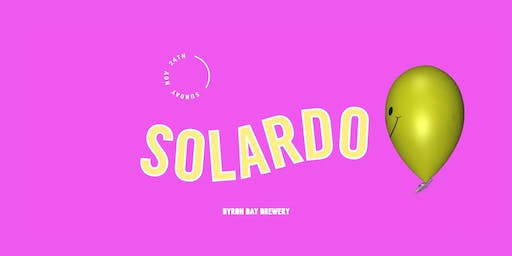Solardo [UK] Byron Bay
