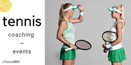Tennis Coaching : Monday's @ TiB, Kreuzberg  Tickets
