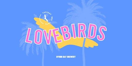 Lovebirds [GER] Byron Bay