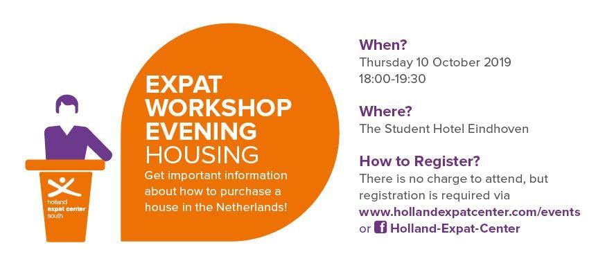 Expat Workshop Evening: Housing