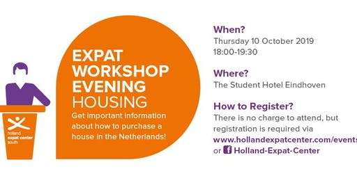 Expat Workshop Evening: Housing