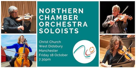 Northern Chamber Orchestra Soloists - Beethoven Plus series tickets