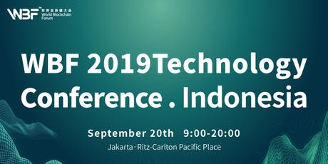 WBF 2019 Technology Conference·Indonesia tickets