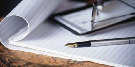 Creative Writing Course (Barnoldswick)  tickets