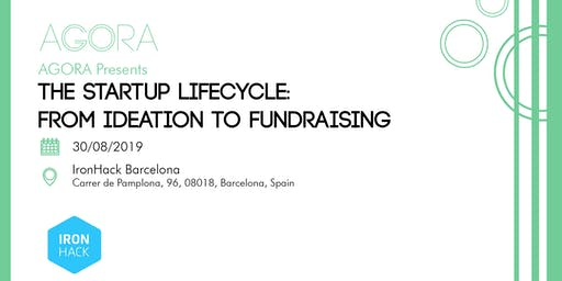 The Startup Lifecycle: From Ideation to Fundraising