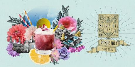 Sussex Gin Fest tickets