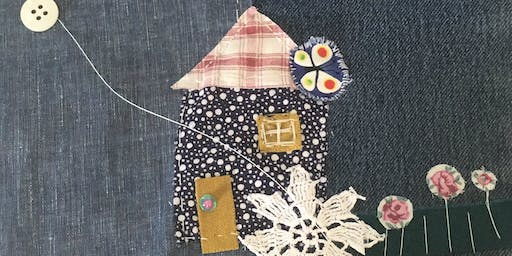 Make a Patchwork Wall Hanging