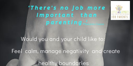 Parenting with Boundaries
