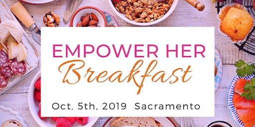 Empower Her Breakfast