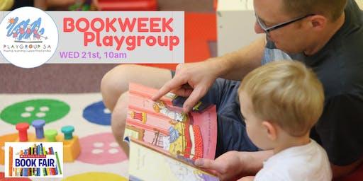 Book Week Playgroup