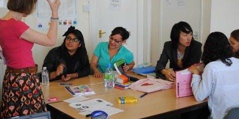 Community Learning - Improve your English Skills - Bingham Library