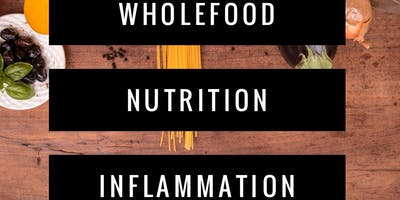 Wholefood Nutrition, Inflammation & My Story