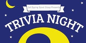 1st Epping Trivia Night