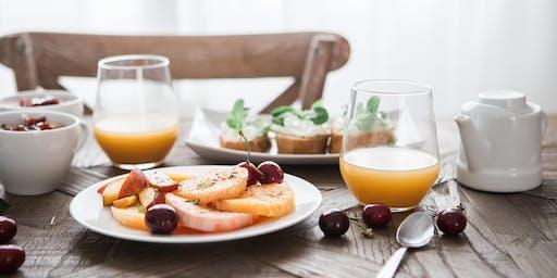 Fælles morgenkaffe - INCUBA Skejby