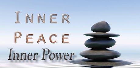 Inner Peace Inner Power tickets