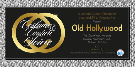 Costume & Couture Soirée: OLD HOLLYWOOD tickets