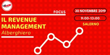 FOCUS: Il Revenue Management alberghiero tickets