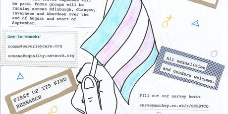 Sexual and reproductive health for non-binary people in Scotland (Glasgow) tickets