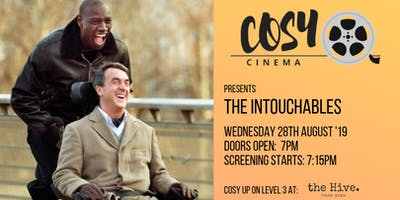 Cosy Cinema: The Intouchables