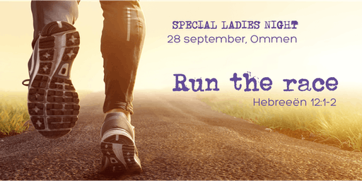 Vrouwendag Ommen - Run the Race