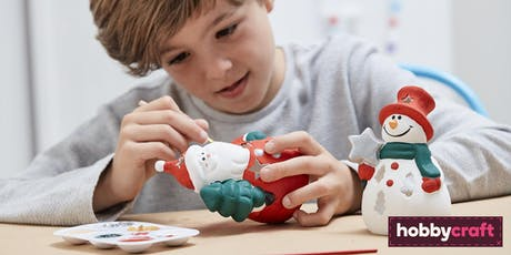 12 Makes of Christmas- Kids' Paint Your Own Ceramics  tickets