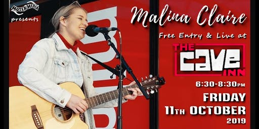 Malina Claire: LIVE at The Cave Inn