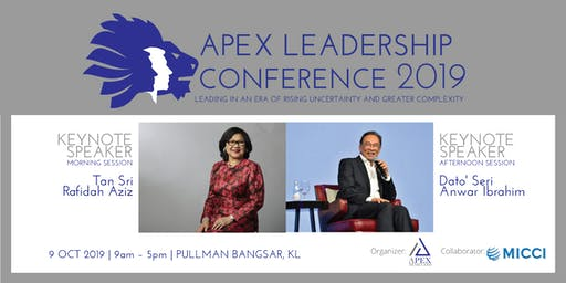 APEX LEADERSHIP CONFERENCE 2019
