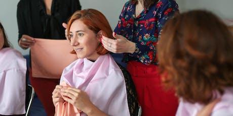 Atelier Cours de maquillage + analyse de colorimétrie tickets