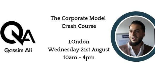 London Corporate Bookings Crash Course with Qassim Ali - Serviced Accommodation