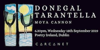 Donegal Tarantella: Carcanet Book Launch Dublin