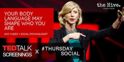 TED Talk Screening x Thursday Social