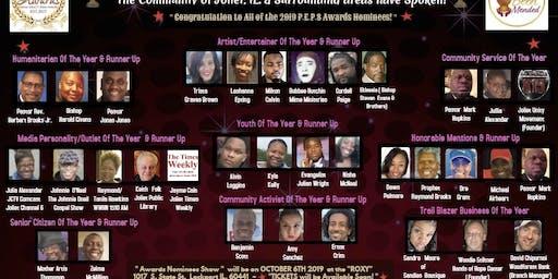 2nd Annual Community P.E.P.S Awards Show