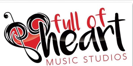 Full of Heart Music Studio's - End of Year Recital tickets