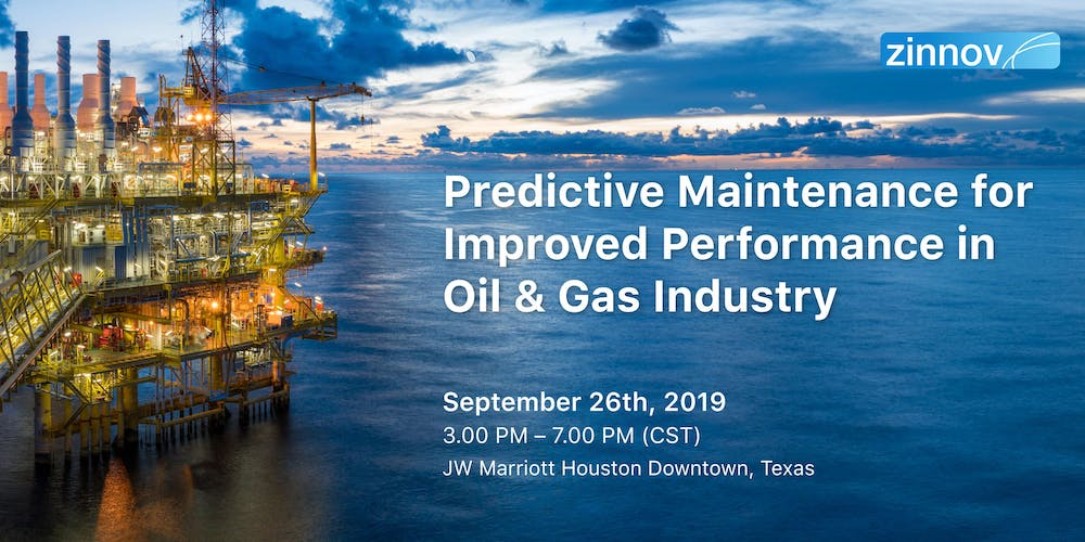 Predictive Maintenance for Improved Performance in Oil & Gas