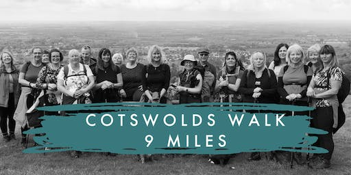 COTSWOLDS BROADWAY CIRCULAR  | 9 MILES | MODERATE WALK