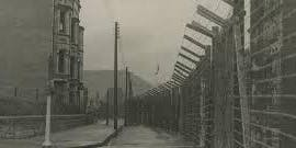 Heritage Open Days 2019: Living with the Wire: Civilian Internment WW2, Hutchinson Square