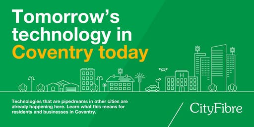 Tomorrow's technology in Coventry today