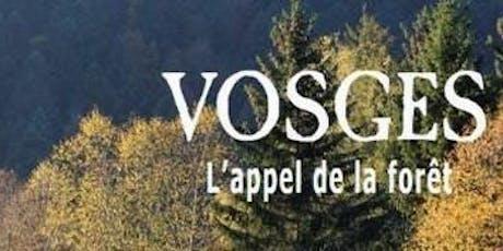 """Projection-Débat """"Vosges, l'appel de la forêt"""" billets"""