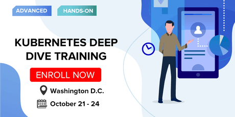 [TRAINING] Kubernetes Deep Dive: Washington, D.C tickets