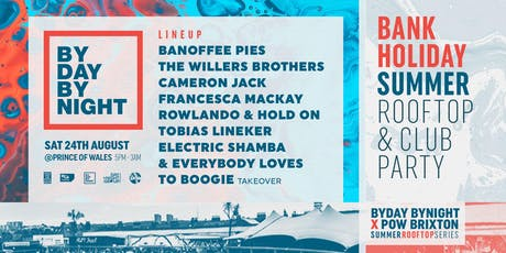Bank Holiday Rooftop Carnival party - Brixton tickets