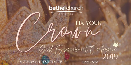 Fix Your Crown - Girl's Empowerment Conference
