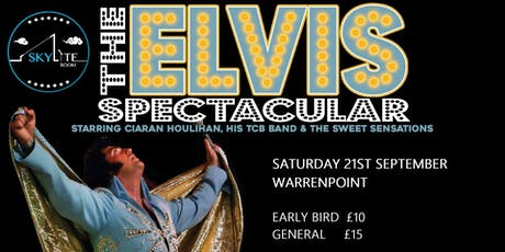 The Elvis Spectacular  tickets