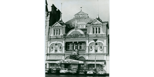 Heritage Open Days 2019: The Gaiety Theatre- Guided Tour